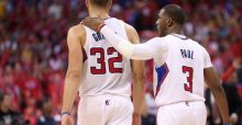 NBA Play Off 2015: Chris Paul e Blake Griffin eliminano i San Antonio Spurs