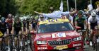 Tour de France 2015, 3a tappa: Rodriguez vince a Huy e Froome in giallo, ordine di arrivo e classifica