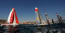 Coppa America: Luna Rossa Swordfish vince regata di flotta, a Oracle match race