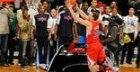 All Star Game: 'rookies' da paura, Griffin salta una macchina