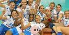 Pescara 2009, oro al volley e bronzo al Settebello