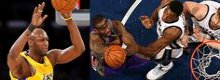 In Nba male New York, volano i Lakers