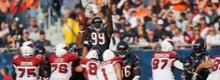 Nfl, morto Gaines Adams dei Chicago Bears