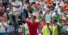 Cincinnati 2015: Federer domina Djokovic in finale, il video con gli highlights