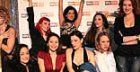 Roma, presentazione del talent show 'Lady Burlesque' in onda su Sky