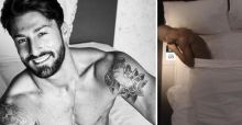 Amedeo Andreozzi nudo in Undressed, cerca l'amore (pure) su Deejay Tv?