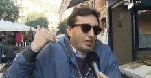 Sabato In, l'inviato non riconosce David Parenzo e lo intervista durante un vox populi (VIDEO)