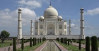 Il Taj Mahal in India, simbolo dell'amore eterno