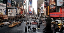 Time Square a New York: la piazza più famosa al mondo