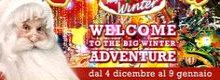 Gardaland, al via la stagione invernale