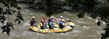 Rafting, un week end da brivido
