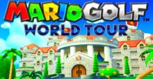 Mario Golf World Tour, 3DS: uscita e foto del gameplay