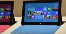 Surface RT: il tablet di Microsoft arriva in Italia